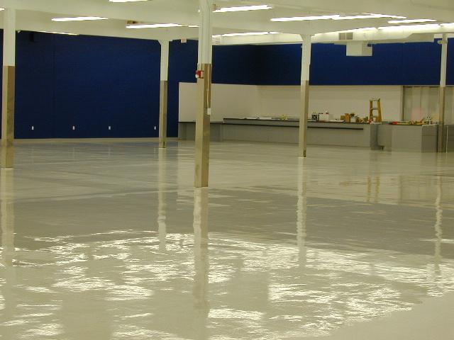 VCT Floor Refinishing Vancouver Wa